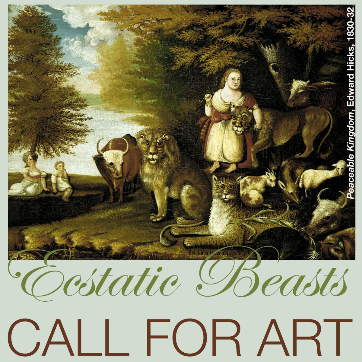 Ecstatic Beasts: A Call for Art