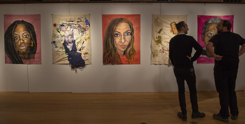 MFA in Visual Art exhibition